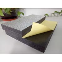 Wholesale Sound / Thermal HVAC Insulation Foam XLPE 1m-2m Width With Aluminum Foil / Glue from china suppliers