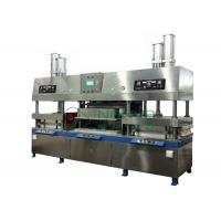 Wholesale Guaranteed Semi Auto Utensil / Dishware Making Machine for Paper Pulp Molding from china suppliers