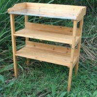 Wholesale Plant Stand/Wooden Plant Table, Various Sizes are Available, Measures 76 x 37 x 102.5cm from china suppliers