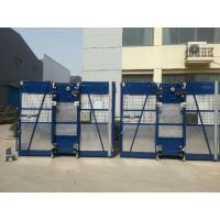 Wholesale Aluminum Scaffold Hoist Elevator Up Down Door 3.2m x 1.5m x 2.5m Cage from china suppliers