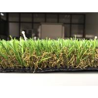 Wholesale Natural Eco - Friendly Garden Artificial Grass 35mm 180 Stitch / M from china suppliers