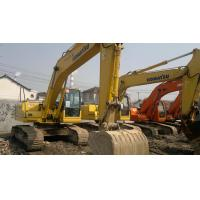 Wholesale $51000 Used Komatsu excavator PC200 2009 PC200-7 second-hand digger, also available pc200- from china suppliers