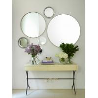 Wholesale 6MM clear round make up  mirror without frame from china suppliers
