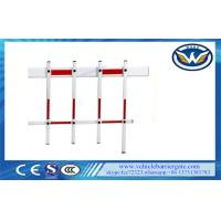 Wholesale 5m Two Fence Arm Boom For Barrier Gate , Parking Garage Arm from china suppliers