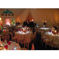 10x30M Wedding Event Tents For Catering Guests Reinforced Aluminium Alloy Frame