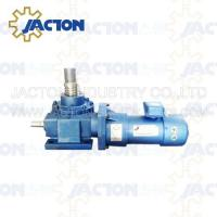 Wholesale 100 Ton Acme Screw Jack Lift Screw Diameter 100MM Lead 16MM Gear Ratio 8:1, 16:1 and 32:1 from china suppliers