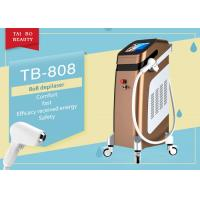 Buy cheap Depilazer Permanent 808nm Diodes Laser Hair Removal Epilation Laser Machine from wholesalers