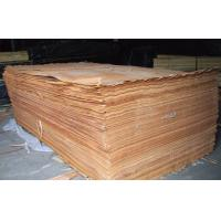 Wholesale Yellow Rotary Cut Okoume Veneer For Chipboard , 0.2 mm - 0.6 mm Thickness from china suppliers