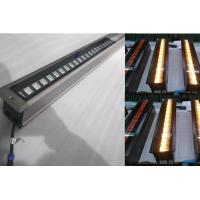 Wholesale Outdoor decoration lighting led inground wall washer light control by DMX from china suppliers