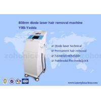 Quality 755nm/808nm/1064nm 3 in 1 diode laser hair removal machine alexandrite machine for sale