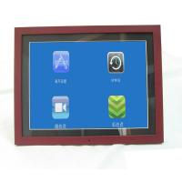 Wholesale Unique 15 Inch Video High Resolution Digital Picture Frame With Wood Frame from china suppliers