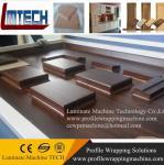 Wholesale door making vacuum membrane press machine woodworking vacuum laminating pvc foil vacuum from china suppliers