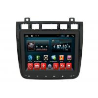 Wholesale Android 6.0 Auto VW Double Din Gps Radio , Dvd Gps Car Stereo Touareg 2010-2016 from china suppliers