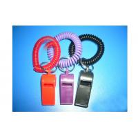 Wholesale Colorful whistle and plastic spring from china suppliers