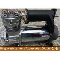Wholesale Durable Metal 12V Heavy Duty Portable Single Cylinder 200PSI Air Compressor from china suppliers