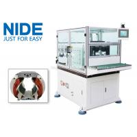 Wholesale Automatic Double Flyer Stator Winder / Electric Motor Winding Equipment from china suppliers