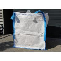 Wholesale Corner cross Type C 4 panel outspout bottom bulk bags from china suppliers
