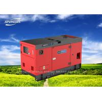Wholesale Electric 15KVA Silent Diesel Generators Auto Start Engine 403A-15G2 from china suppliers