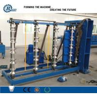 Wholesale Roof Pipe Bending Metal Roll Forming Machine / Roll Forming Equipment Adjustable Speed from china suppliers
