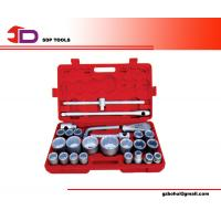 Wholesale 26pcs Heavy Duty Socket Wrench Set for Automobile Master Mechanic Tool Set from china suppliers