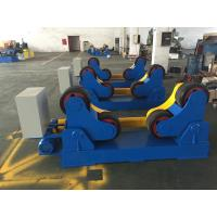 Wholesale HGZ-40 Welding Turning Rolls With  Rubber Wheels Welding Rotator For Piping from china suppliers