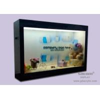 Wholesale Smart Transparent LCD Display Screen , Play With Image / Music / Video from china suppliers