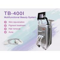 Wholesale Multifunction 4 In 1 Beauty Equipment For Face Tightening Tattoo Removal Depilation from china suppliers