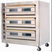 Wholesale 27KW / 3~380V Luxury Electric Baking Oven For Bread Shop , 1655x770x1540mm from china suppliers