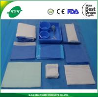 Wholesale Cheapest surgical items supply baby delivery kits newborn drape kits from china suppliers