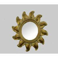 Wholesale sun mirror,home decor,PU classical mirror frame from china suppliers