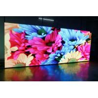 Wholesale HD Wall Video Truck / Car / Van Mobile LED Display Cabinet Advertising P8 from china suppliers