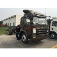 Wholesale SINOTRUK HOWO 8 Tons Light Duty Trucks RHD 4X2 116HP ZZ1087D3614C180 from china suppliers