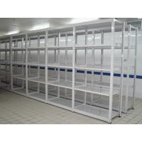 Wholesale Assembled Light Duty Warehouse Storage Pallet Rack , Industrial Storage Shelving Units from china suppliers