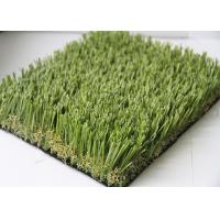 Wholesale High Elasticity Soccer Outdoor Fake Grass Carpet 20MM - 45MM Pile Height from china suppliers