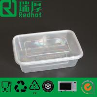 Quality plastic lunch box&takeaway food container for sale