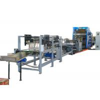 Wholesale Tecon Hight Performence Paper Bag Manufacturing Machine to Made Environmental Bags from china suppliers