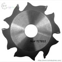 Wholesale Profiled Brazed Cutter for Hard Wood from china suppliers