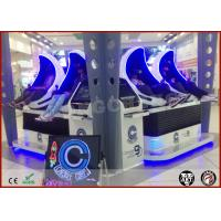 Wholesale Amazing VR 3d Glasses 9d Theater VR Cinema Equipment Golden Color / Black / Blue from china suppliers