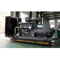 Buy cheap 184KVA Open Type Diesel Generator Powered By Perkins Engine With 1500RPM Speed from wholesalers