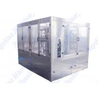 Wholesale Middle capacity  bottled water production line with automatic PLC control from china suppliers