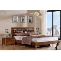 Wholesale bedroom,leather bed,double bed,queen bed frame,bed furniture,leather round bed from china suppliers