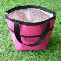 Wholesale Zipper Kids Lunch Tote Bags Large Capacity For Outdoor Picnic from china suppliers