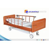 Wholesale High density wood Electric Hospital Bed for Home Use / Electric Nursing Bed from china suppliers