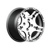 Wholesale Full Painted 14 Inch Alloy Wheels 4 Hole 20 ET , Super Concave Design from china suppliers