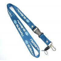 Wholesale 1 Side Multicolor Nylon Cell Phone Neck Lanyard Eco Friendly 20 X 800 + 100 mm from china suppliers