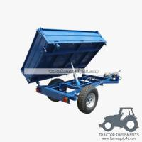 Wholesale 2TR3WT - 3-Way Dump Trailer 2Ton from china suppliers