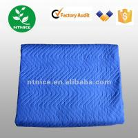 "Wholesale hot sale 72""*80""  micro fiber multifunction furniture Moving Blankets 100% recycled textile materials from china suppliers"