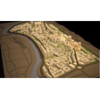 Wholesale Area Master Plan Architectural Model Maker , State Planning Scale Model from china suppliers