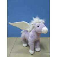 Quality White Unicorn Wild Customized Stuffed Animals For Festival / Promotion Gifts for sale