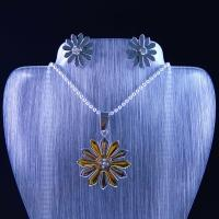 Wholesale High Quality Stainless Steel Jewelry Set LUS112 from china suppliers
